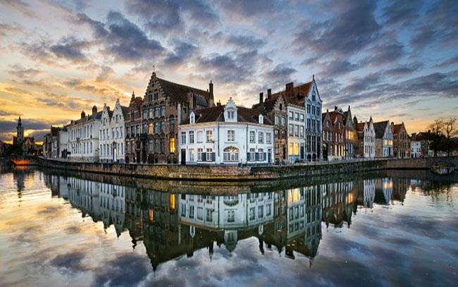 Những thành phố trên mặt nước đẹp như photoshop khiến du khách mê mẩn - 3