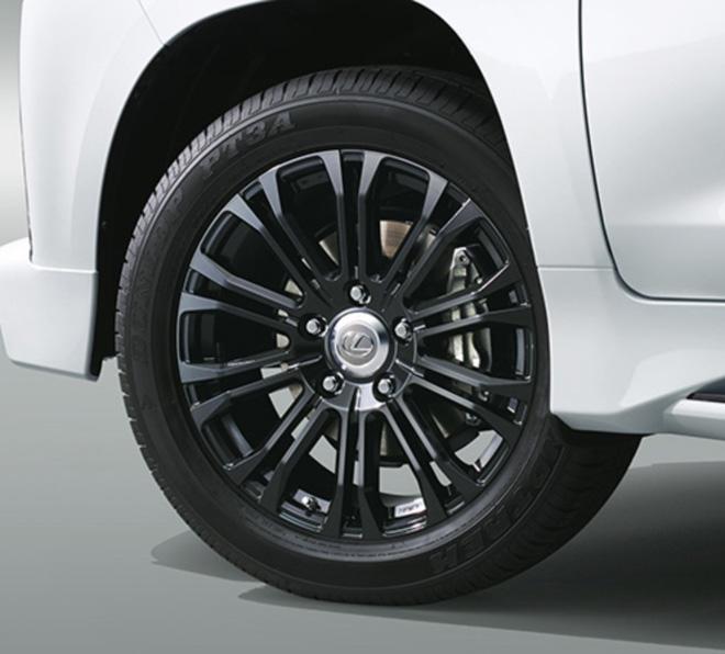 Toyota tung gói độ chính hãng hơn 200 triệu cho Lexus LX570 - 5