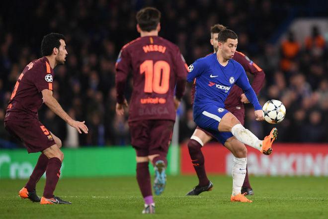 """Chelsea lỡ cúp C1, sắp đại loạn: Morata rủ Hazard đến """"kinh đô"""" Madrid - 1"""