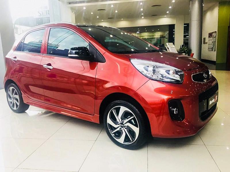 Kia Morning S 2018 mới có giá chỉ 390 triệu đồng tại Việt Nam - 1