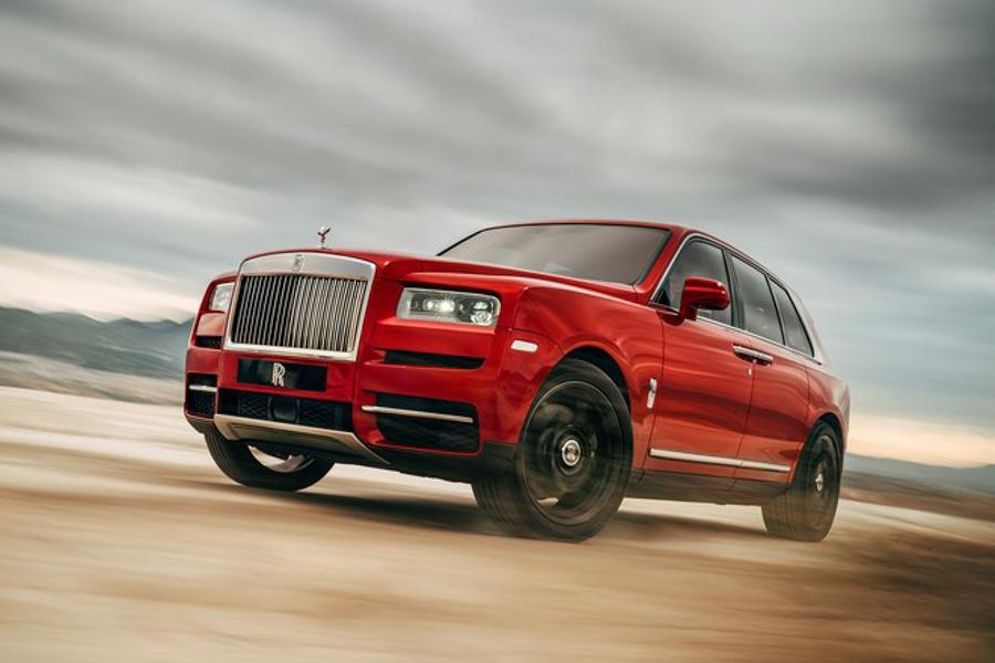 Danh sách một số mẫu xe SUV/Crossover sang trọng nhất hiện nay - 6