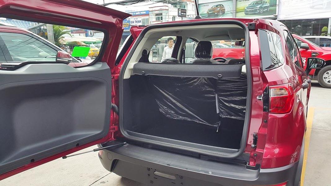 Ford EcoSport phiên bản giá rẻ Ambiente 1.5 MT có giá bán chỉ 545 triệu đồng - 6