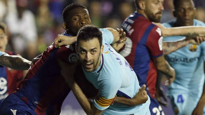 Barca dậy sóng: Bán cạ cứng của Messi, Man City nhắm Busquets 200 triệu euro - 2