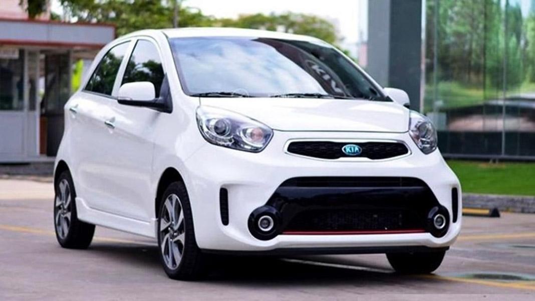 Gợi ý một số mẫu xe có giá bán dưới 500 triệu đồng tại Việt Nam - 4