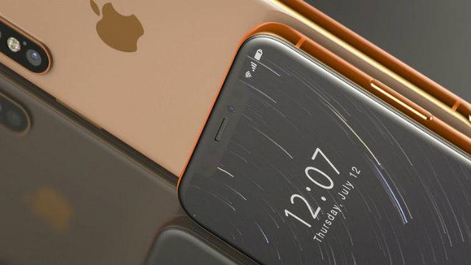 Ngắm iPhone X bản ngập trong vàng, đẳng cấp vẫn là mãi mãi - 4