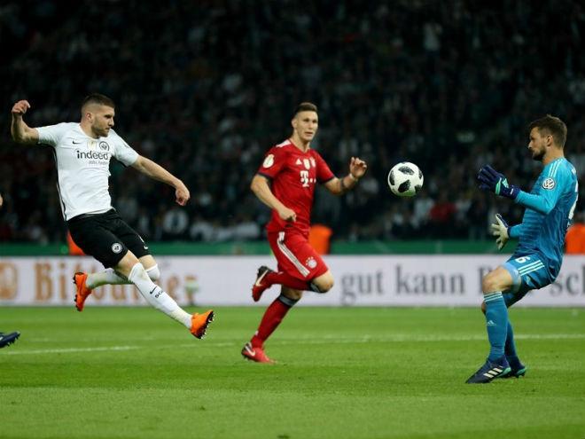 Bayern Munich - Frankfurt: (chung kết Cúp Quốc gia Đức)