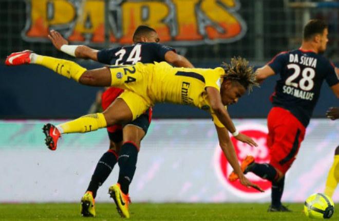 Caen - PSG: (vòng 38 Ligue I)