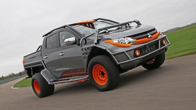 """Chiêm ngưỡng bán tải Mitsubishi Triton độ phong cách """"Fast & Furious"""" - 6"""