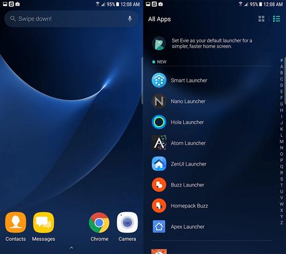 10 nền giao diện Android tốt nhất năm 2018 - 4