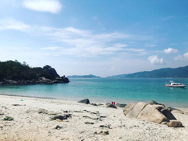 Khám phá Đảo Bình Hưng 3 ngày 2 đêm đẹp mê ly - 8
