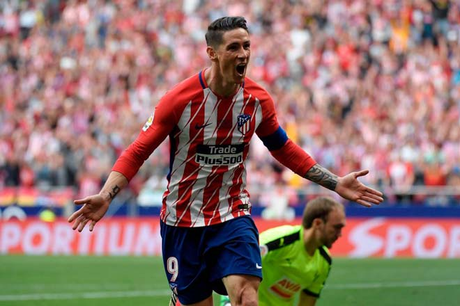 Atletico Madrid vs Eibar: vòng 38 La Liga