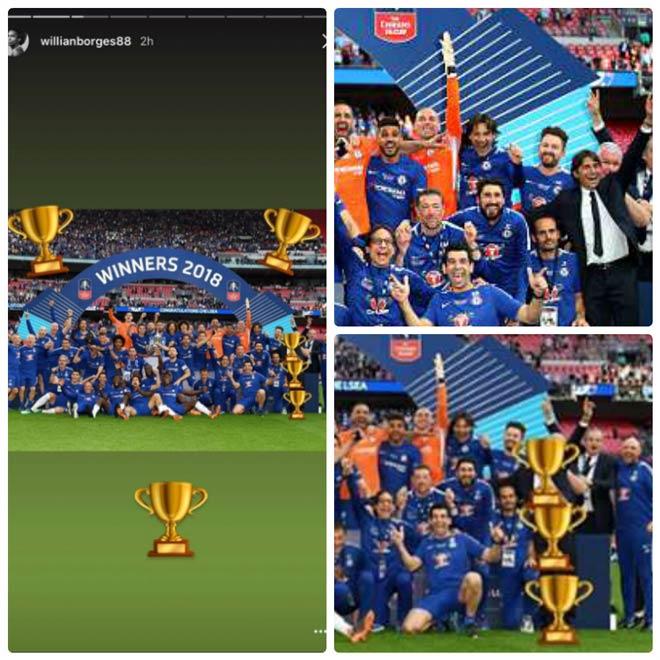 """Chấn động: SAO Chelsea công khai """"phản"""" Conte, mở đường về MU-Mourinho"""