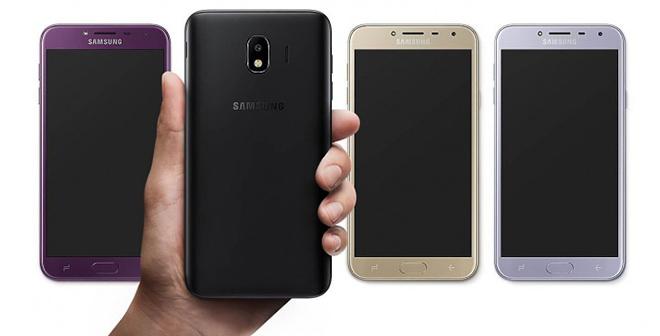 Samsung trình làng Galaxy J6 và J4, giá hấp dẫn - 3