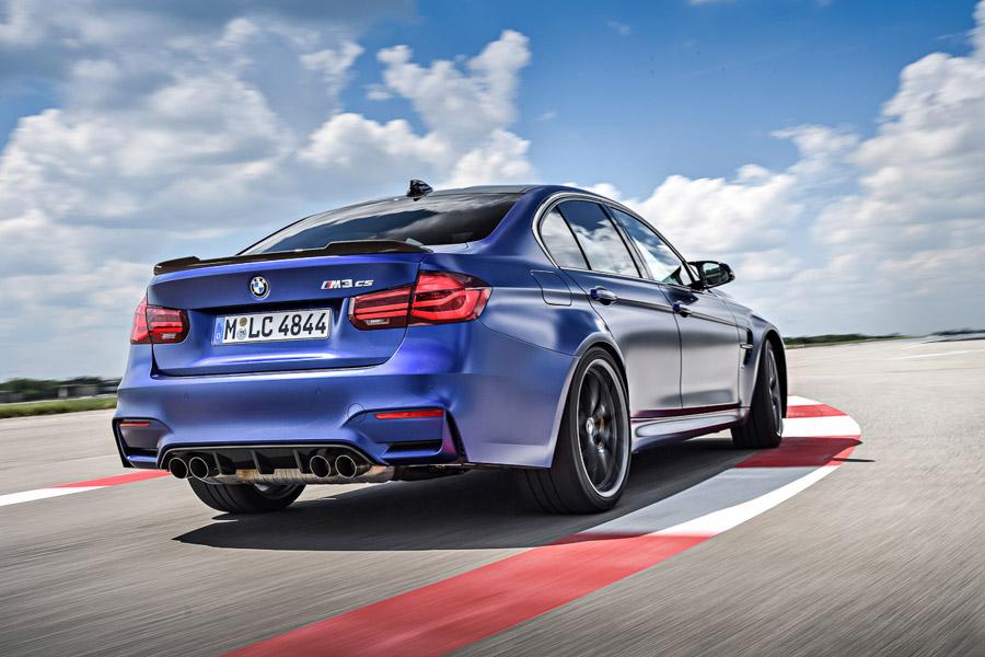 BMW ra mắt M3 CS sản xuất giới hạn chỉ 1.200 chiếc - 3