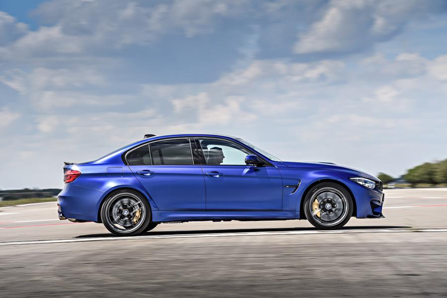 BMW ra mắt M3 CS sản xuất giới hạn chỉ 1.200 chiếc - 1