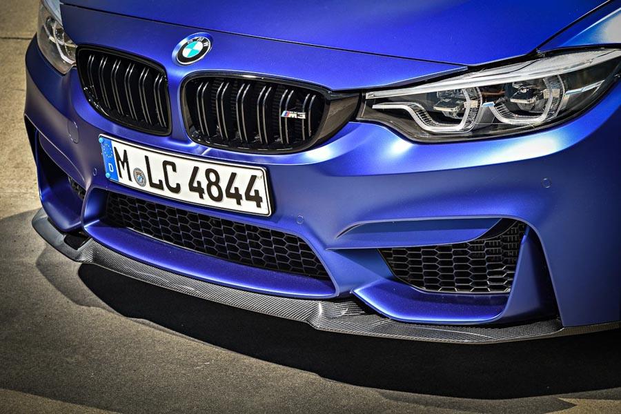BMW ra mắt M3 CS sản xuất giới hạn chỉ 1.200 chiếc - 8