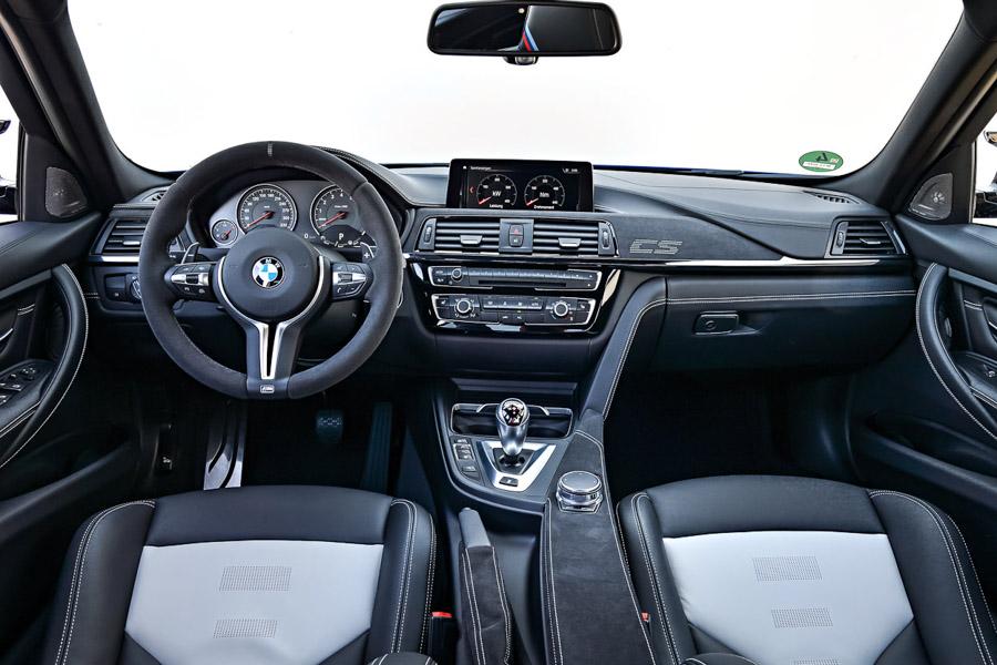 BMW ra mắt M3 CS sản xuất giới hạn chỉ 1.200 chiếc - 7