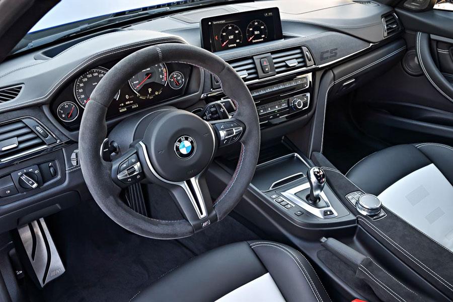 BMW ra mắt M3 CS sản xuất giới hạn chỉ 1.200 chiếc - 6