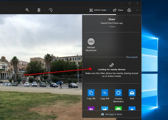 Hướng dẫn chia sẻ dữ liệu trên Windows 10 qua Bluetooth - 3