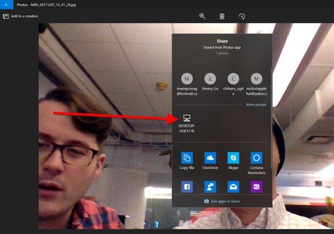 Hướng dẫn chia sẻ dữ liệu trên Windows 10 qua Bluetooth - 5