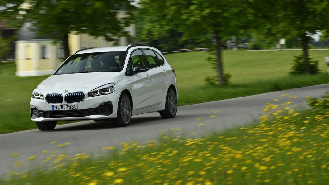 BMW 2-Series 2019: Dòng xe minivan tuyệt đẹp dành cho gia đình - 2
