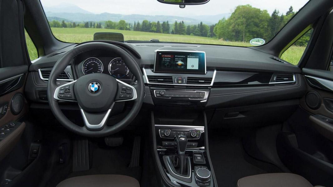 BMW 2-Series 2019: Dòng xe minivan tuyệt đẹp dành cho gia đình - 3