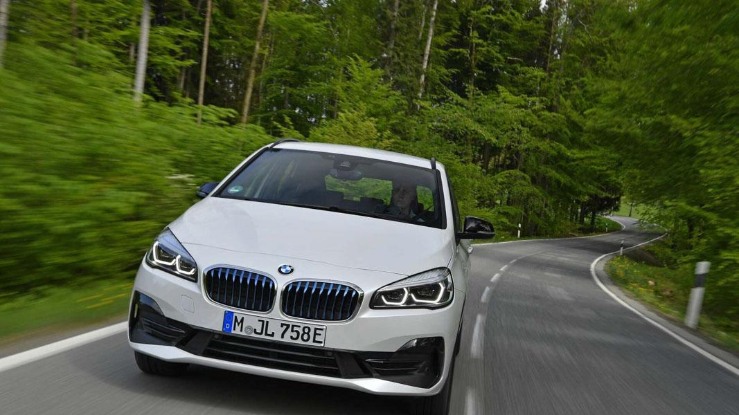 BMW 2-Series 2019: Dòng xe minivan tuyệt đẹp dành cho gia đình - 8