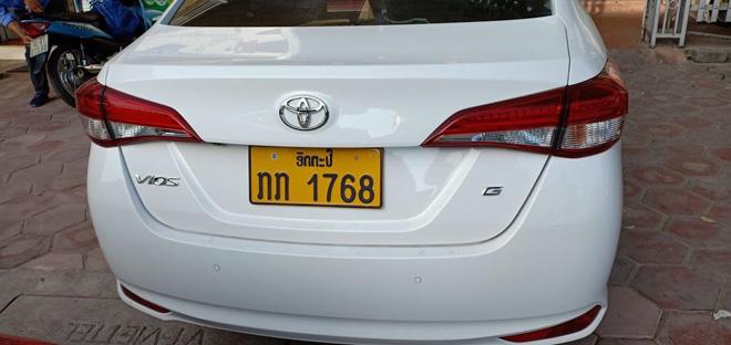 """Toyota Vios thế hệ mới bất ngờ """"lộ diện"""" trên đường phố Việt Nam - 4"""
