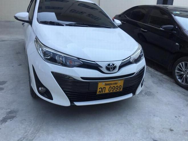 """Toyota Vios thế hệ mới bất ngờ """"lộ diện"""" trên đường phố Việt Nam - 1"""