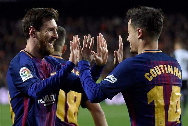 """Messi, Coutinho bao trùm World Cup: Sức mạnh của """"vua"""" Barca - 3"""