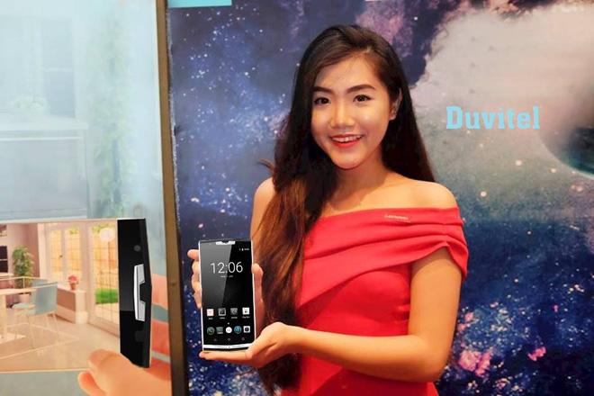 10 lý do phát sốt với điện thoại pin khỏe Duvitel - 4