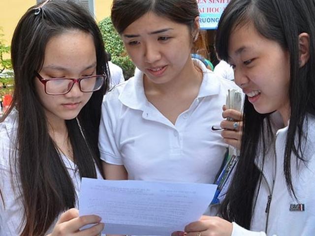 Lịch thi THPT quốc gia 2017 và những điều thí sinh cần chú ý