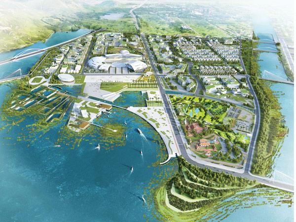 Đầu tư 5.534 tỷ cho khu trung tâm hành chính mới tỉnh Khánh Hòa - 1