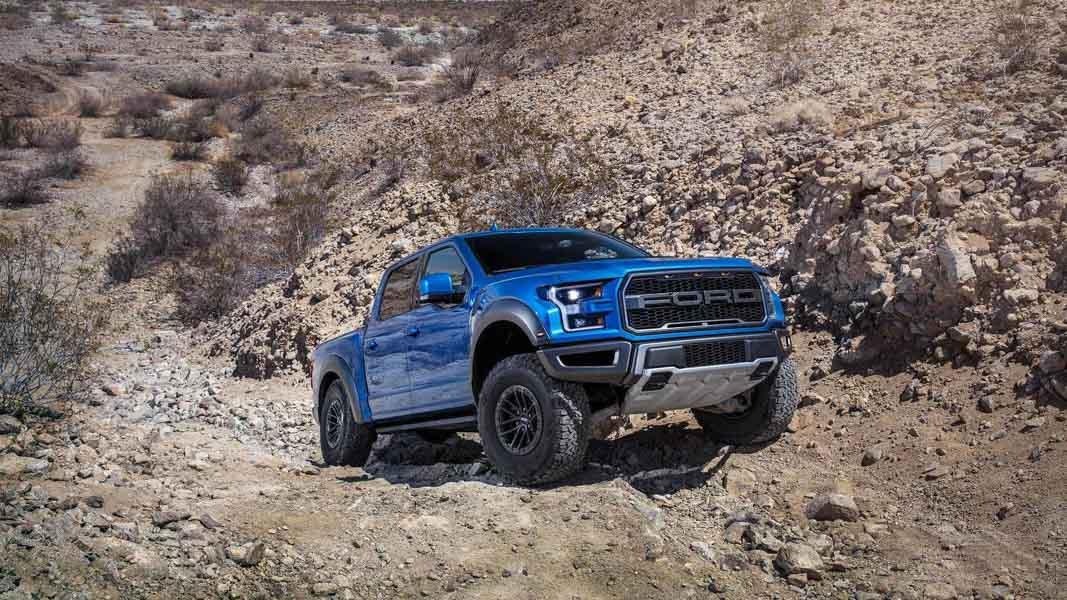 Ford F-150 Raptor 2019: Siêu bán tải mới với khả năng vận hành vượt trội hơn - 3