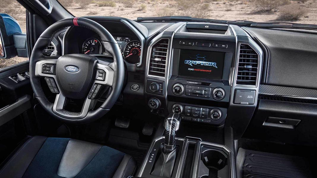 Ford F-150 Raptor 2019: Siêu bán tải mới với khả năng vận hành vượt trội hơn - 6