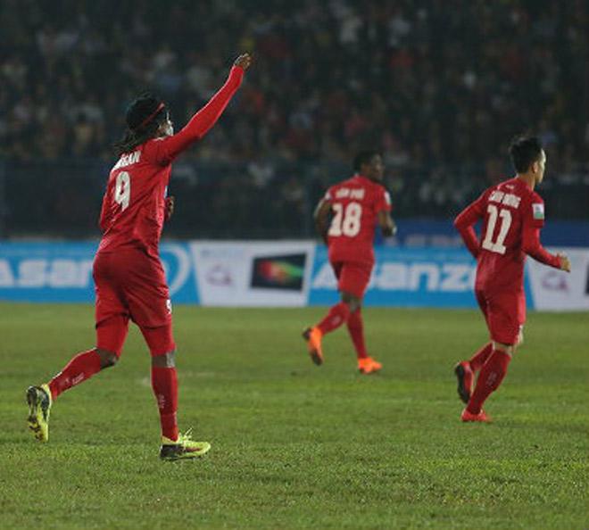 Hải Phòng vs Khánh Hòa: vòng 9 Nuti Café V-League