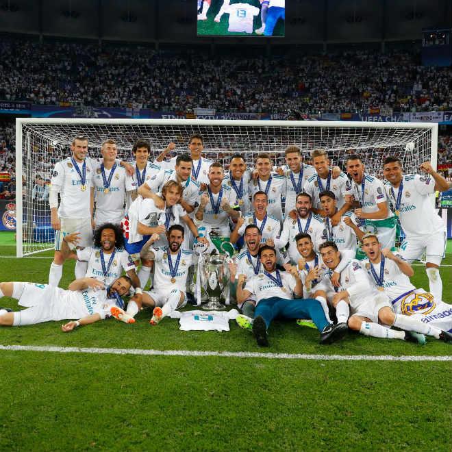 Real vô địch cúp C1: Nhà vua ngạo nghễ, cả châu Âu quỳ rạp - 9