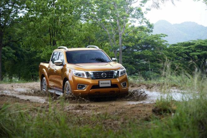 Nissan Navara: khung gầm vững chắc cùng hệ thống treo linh hoạt - 1