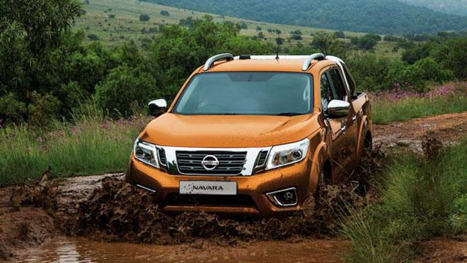 Nissan Navara: khung gầm vững chắc cùng hệ thống treo linh hoạt - 6