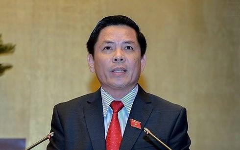 Bộ trưởng GTVT Nguyễn Văn Thể trả lời chất vấn về BOT - 1