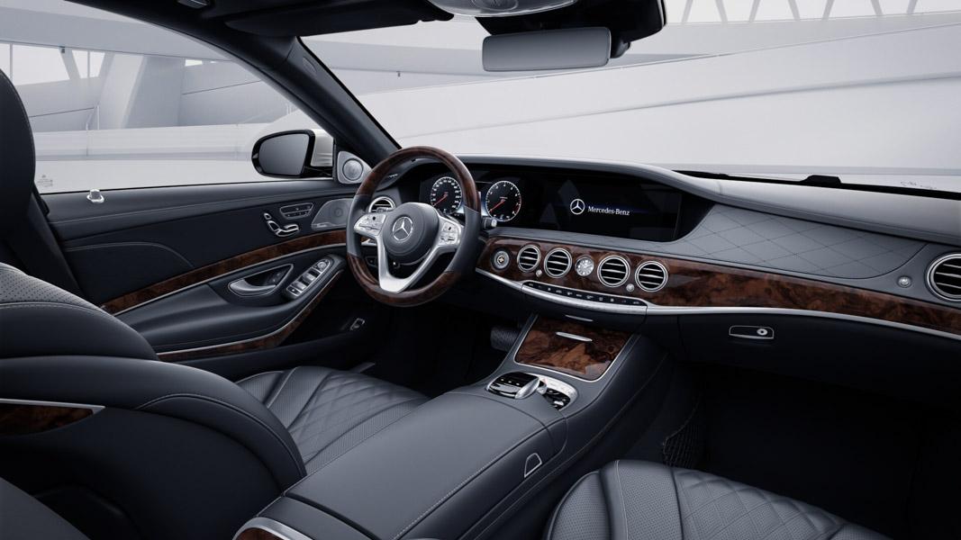 Mercedes-Benz S-Class 2018 sắp sửa ra mắt có giá từ 4,2 tỷ đồng tại Việt Nam - 7