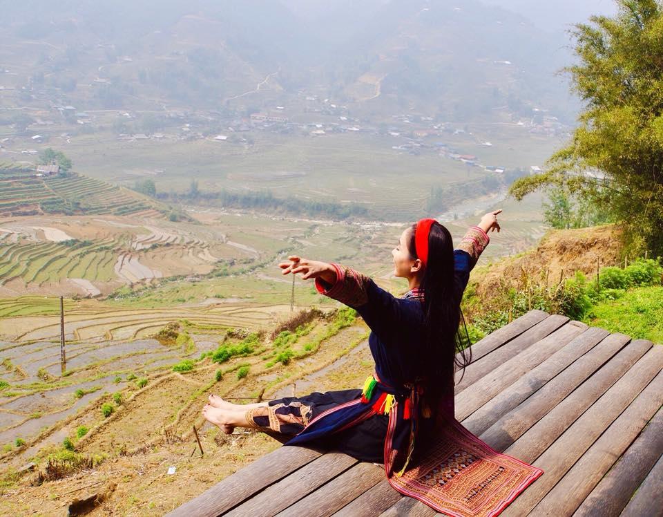 Mê mẩn homestay ngắm toàn cảnh thung lũng ruộng bậc thang ngút ngàn - 3