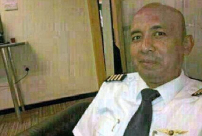 """Người thân cơ trưởng MH370 """"lái máy bay tự sát tập thể"""" lên tiếng - 1"""