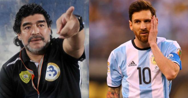 Messi nhẹ gánh nếu Argentina thất bại ở World Cup 2018 - 1