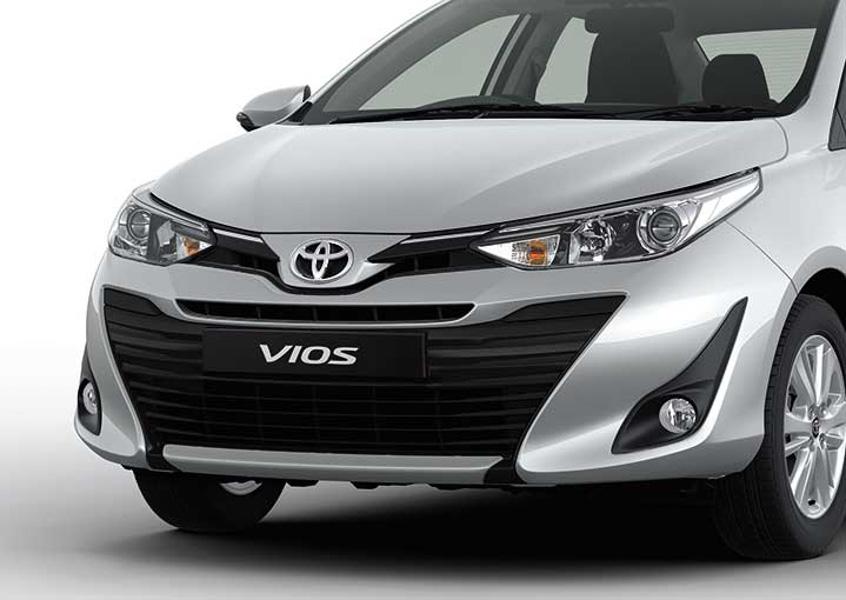 Toyota Vios 2018 mới rò rỉ hình ảnh tại Việt Nam, thiết kế hoàn toàn mới - 9