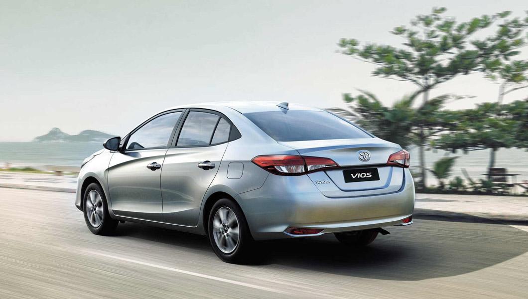 Toyota Vios 2018 mới rò rỉ hình ảnh tại Việt Nam, thiết kế hoàn toàn mới - 8