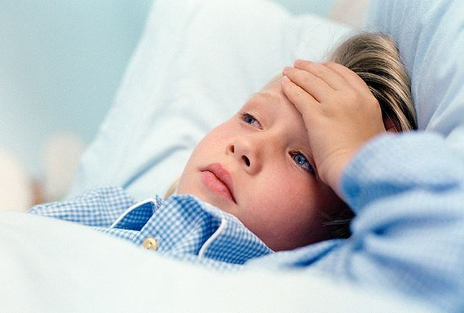 Dấu hiệu nhận biết trẻ bị ung thư - 1