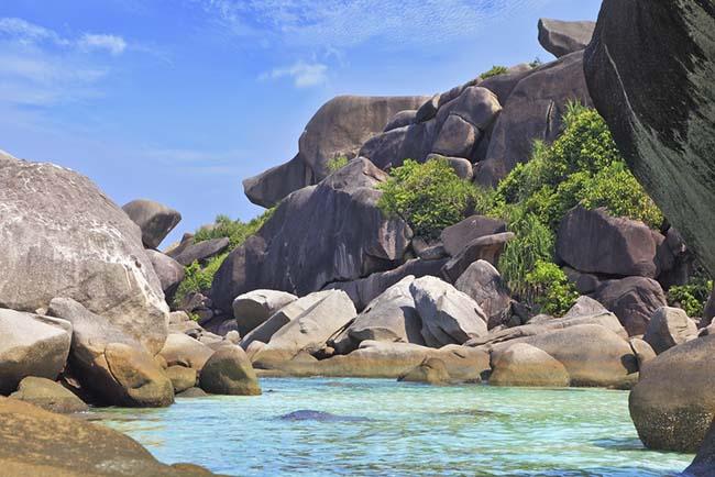 Hè này chỉ mong được trốn nóng tại 1 trong 15 hòn đảo thiên đường đẹp nhất châu Á - 1