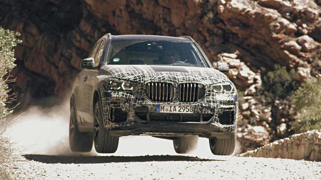 BMW X5 thế hệ mới rò rỉ hình ảnh trước ngày ra mắt - 3