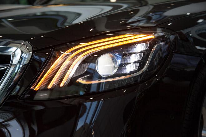 Chi tiết Mercedes-Benz S450L 2018 hoàn toàn mới với giá bán hơn 4,2 tỷ đồng - 3